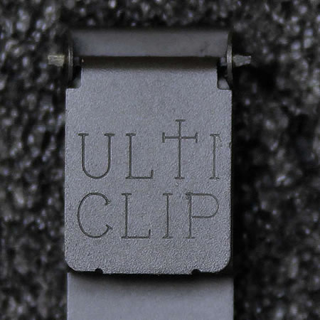 UltiClip Holster Rentention