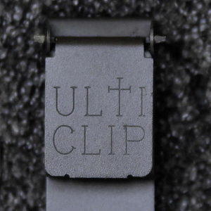 About Holster Retention - ULTICLIP