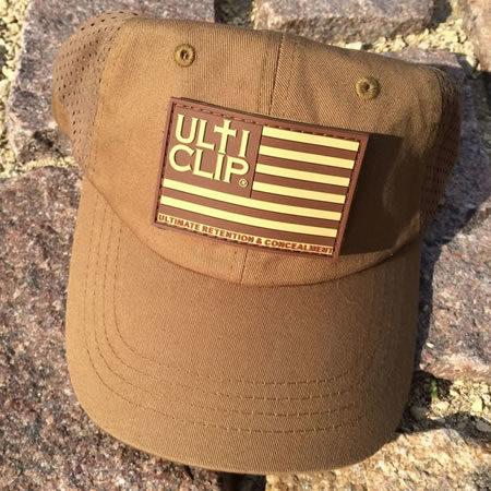 UltiClip-Cap-Brn